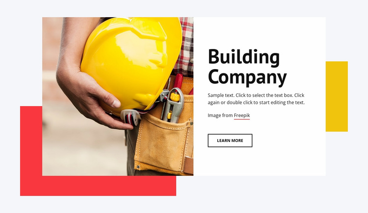 Tall buildings Website Design