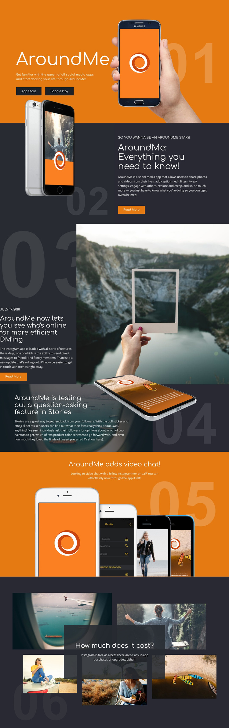 Everything is technology Web Page Designer