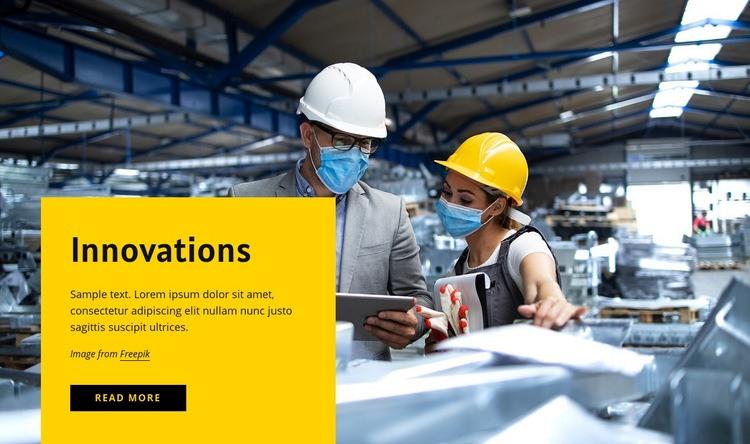7 manufacturing innovation trends Wysiwyg Editor Html