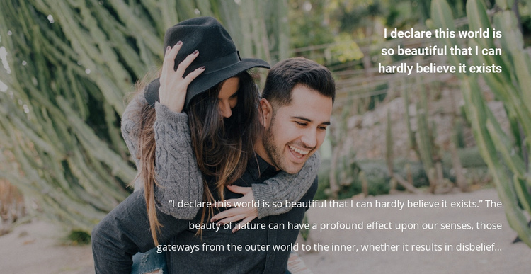 Wedding organization agency Website Template