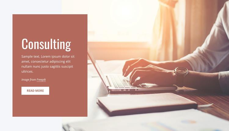 Digital quality associates WordPress Theme