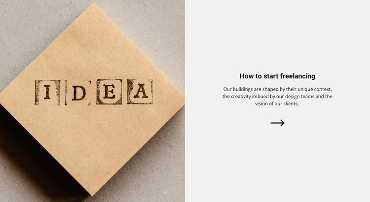 New ideas for development WordPress Website Builder