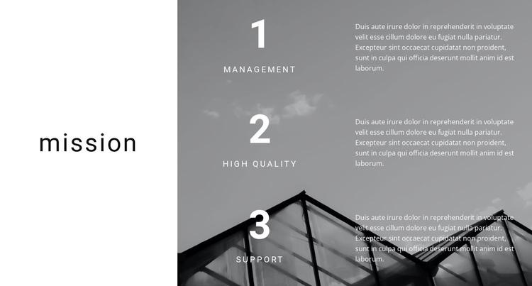 We set goals and win Website Builder Software