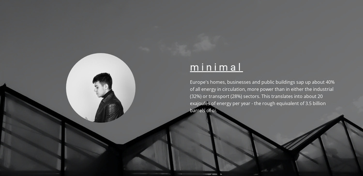 Minimum solutions maximum result Website Design