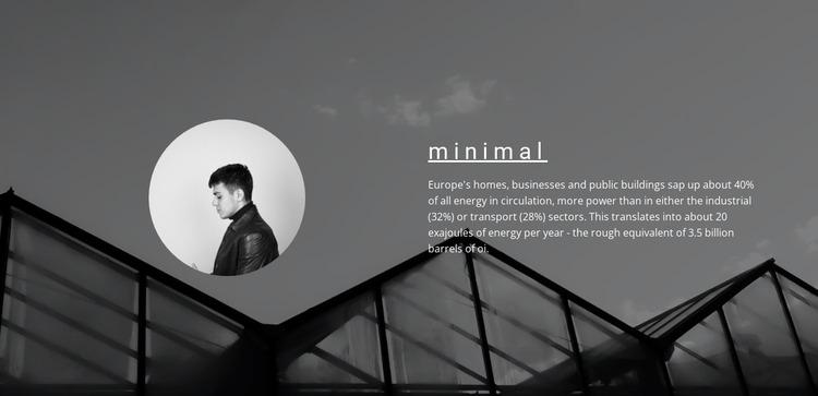 Minimum solutions maximum result WordPress Website Builder