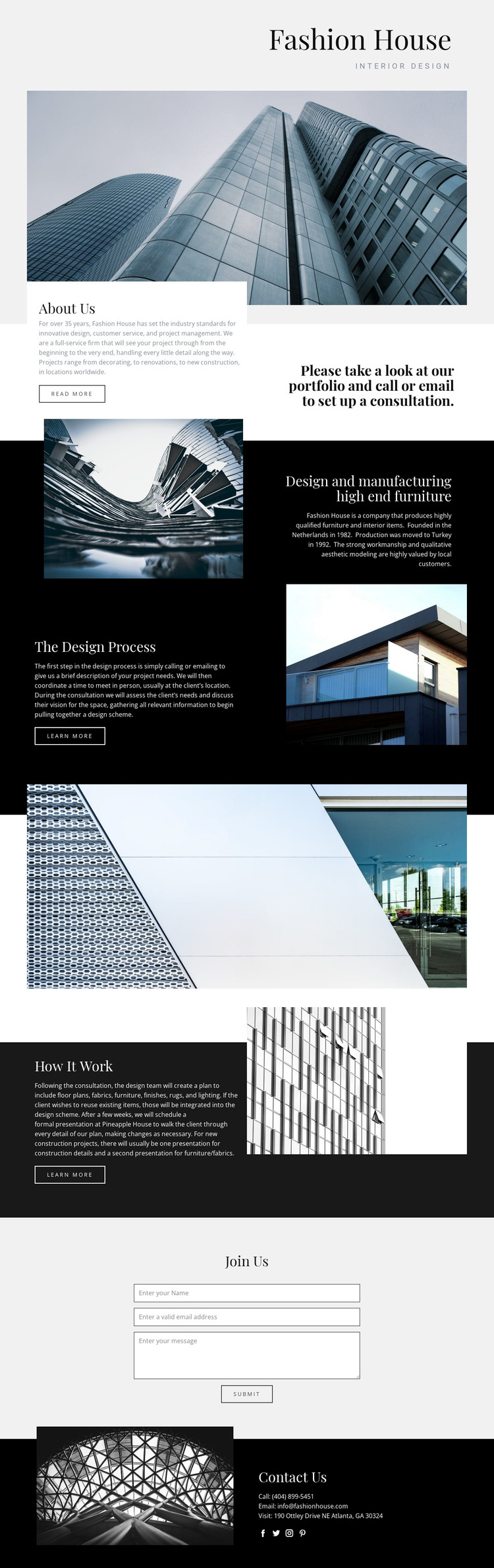 Fashion House Woocommerce Theme