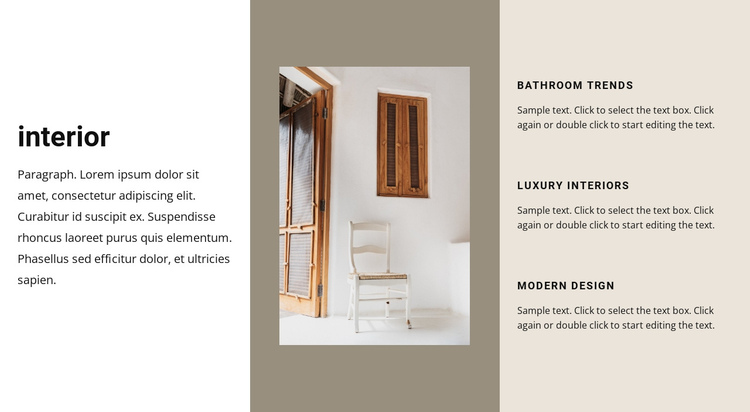 How to choose an interior Website Builder Software
