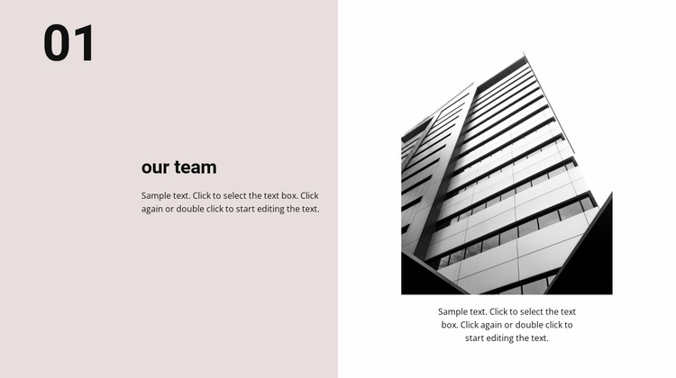 Our team and our office Website Design