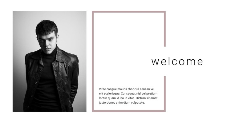We are glad to welcome CSS Template