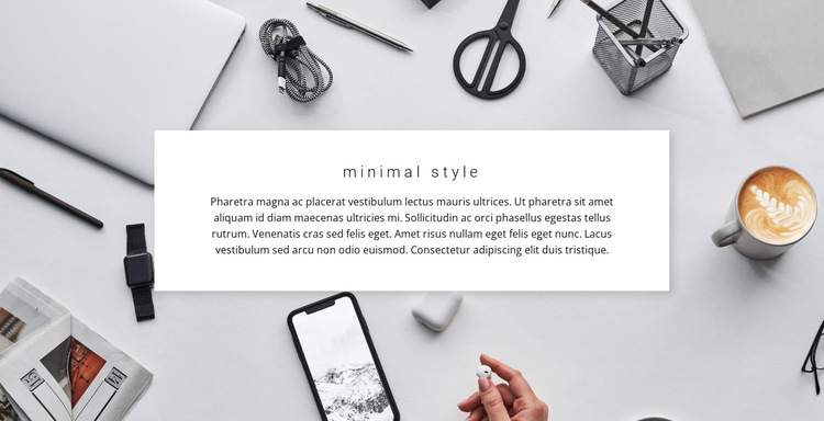 How to optimize work HTML5 Template