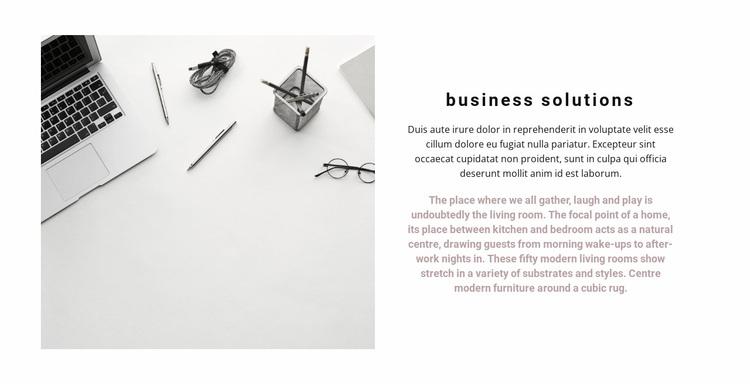 Workplace optimization Website Design