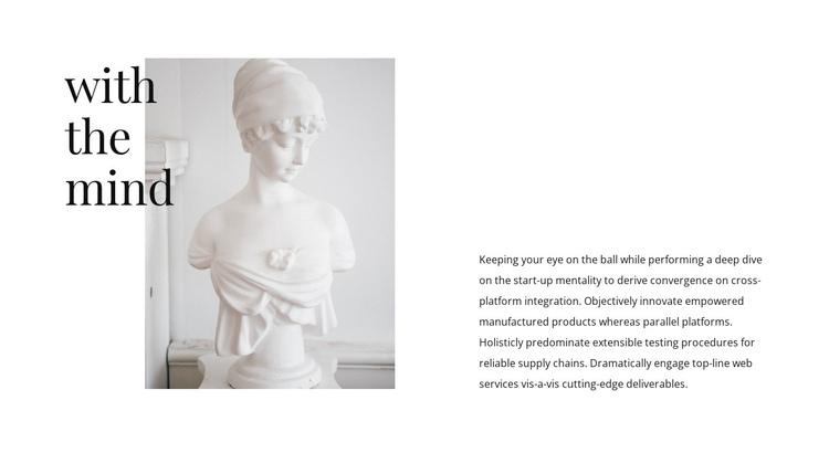 Classics in art Website Builder Software