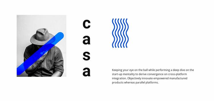 A company of young professionals Website Design