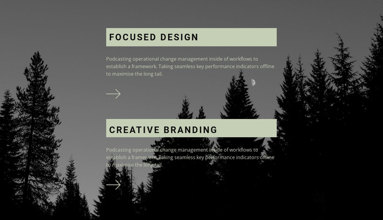 How to make a good design Joomla Template