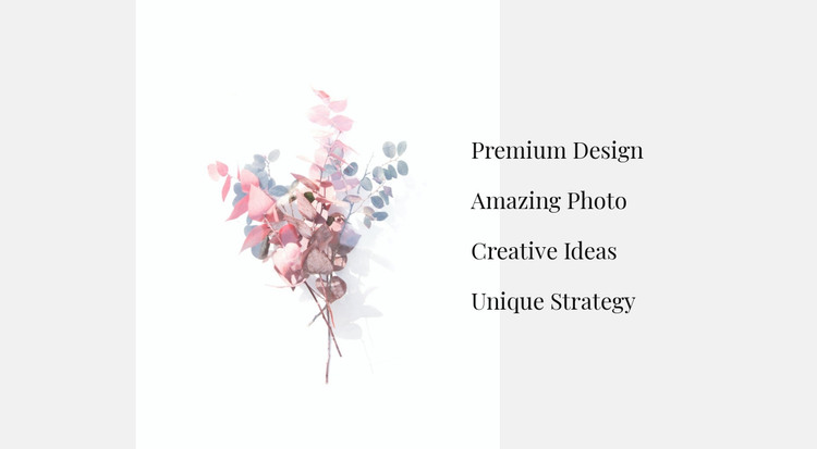 What will you find in our studio HTML Template
