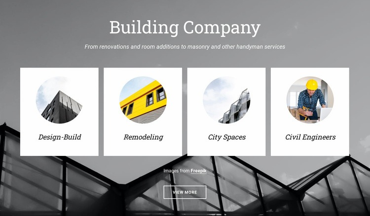 Planning city spaces Web Page Design