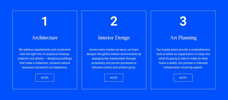 Achitecture and interior WordPress Theme