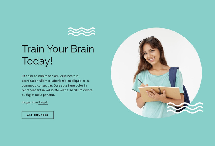 Learn programming, marketing and data science Woocommerce Theme