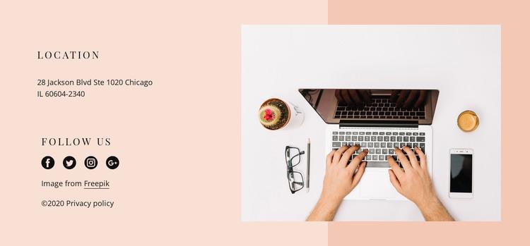 Contact with us today WordPress Website Builder