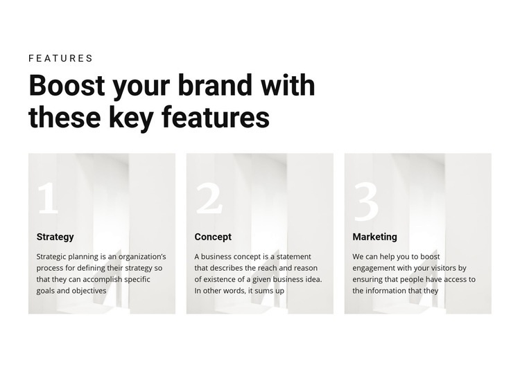 Important keys to victory Web Page Design
