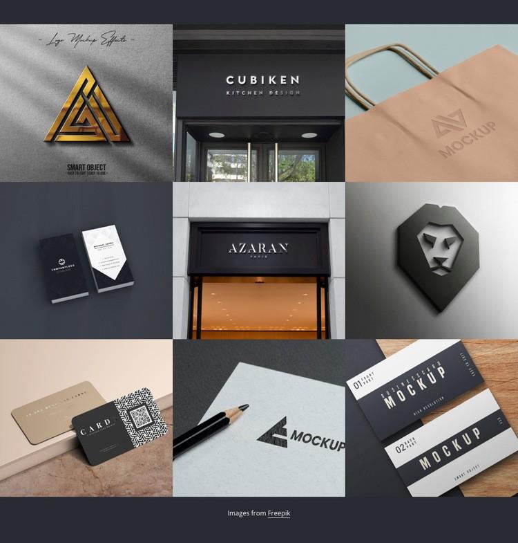 Portfolio Web Page Design