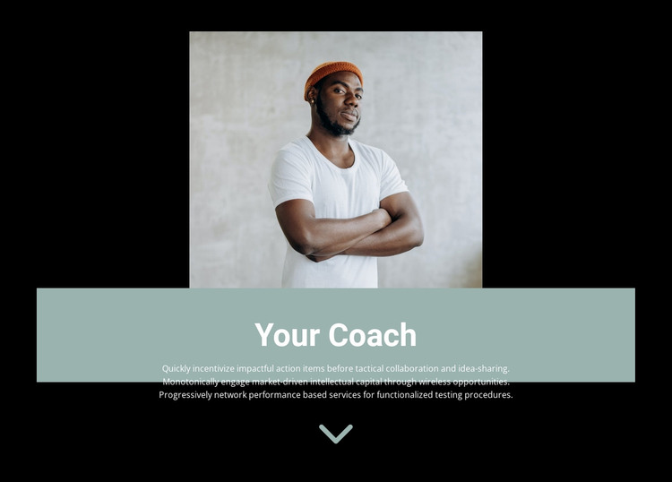 How to choose a trainer WordPress Theme