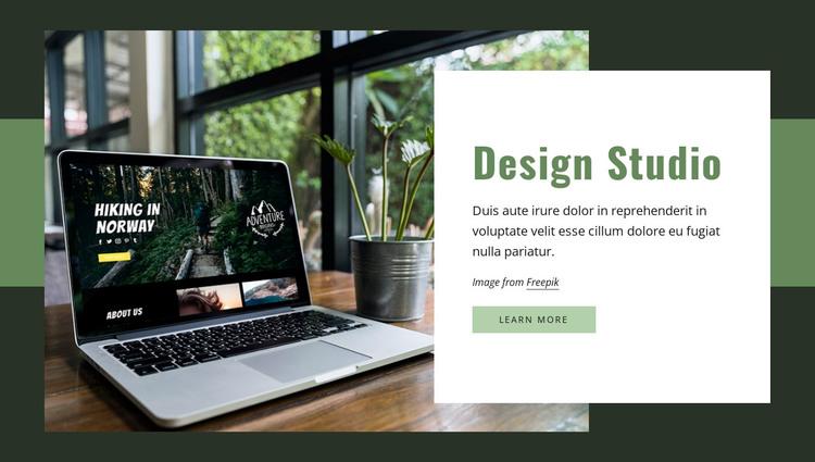We create websites, apps, graphics WordPress Theme