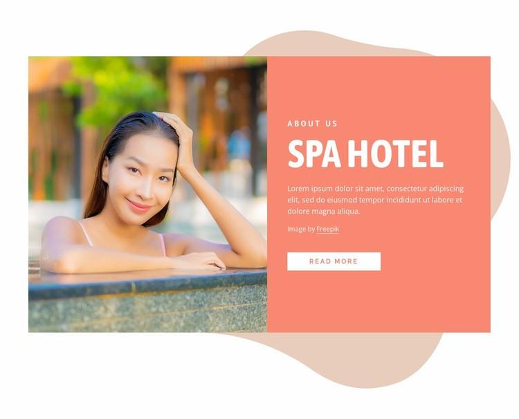 Best luxury resort Web Page Designer
