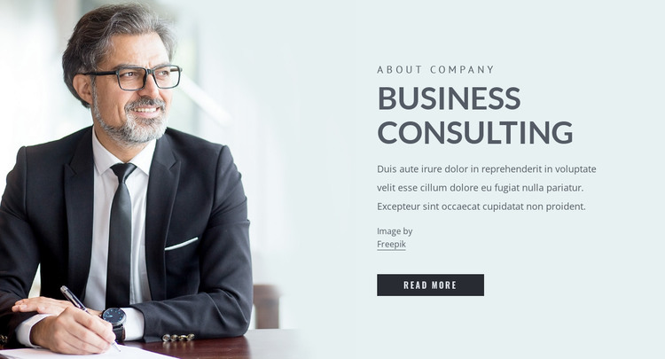 Liquidity and capital management HTML Template