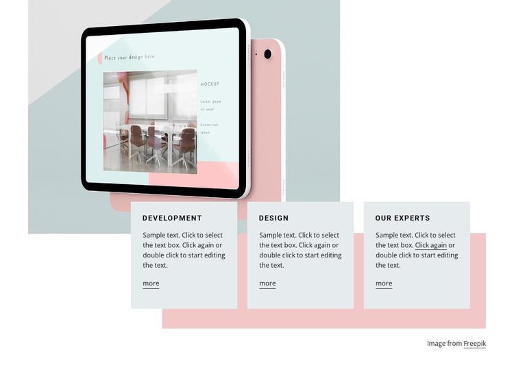 Mobile app development services Website Builder Software