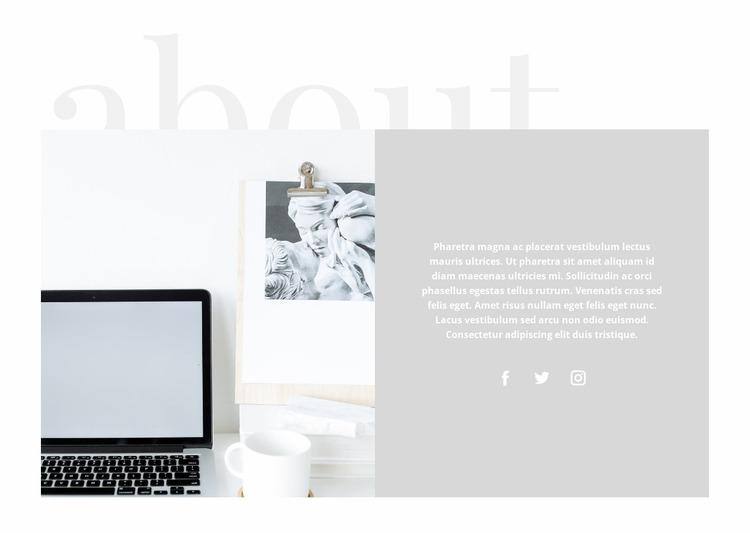Time management in business Html Website Builder