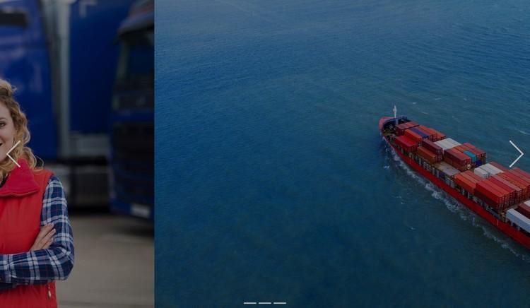 Innovative transportation solutions CSS Template