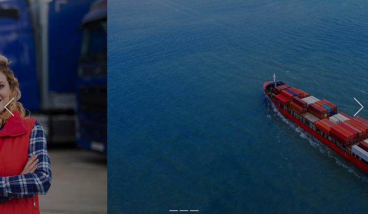 Innovative transportation solutions Web Page Designer
