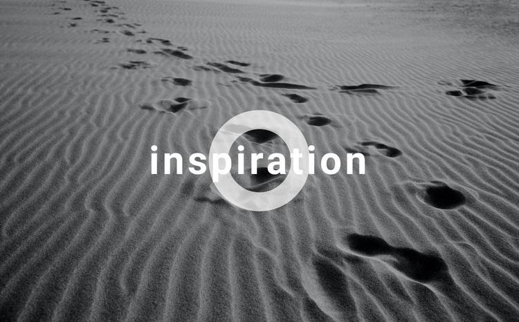 Get inspired Joomla Template