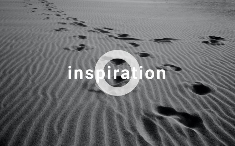 Get inspired Static Site Generator