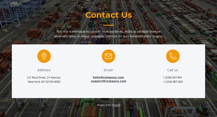 Ask how we can help you Website Builder Software