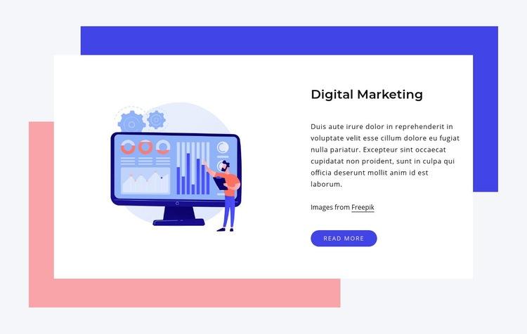 Let our experts bring success Web Page Designer