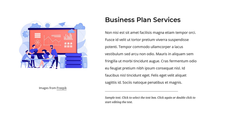 Marketing and advertising Website Builder Software