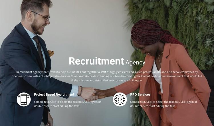 Recruitment Static Site Generator