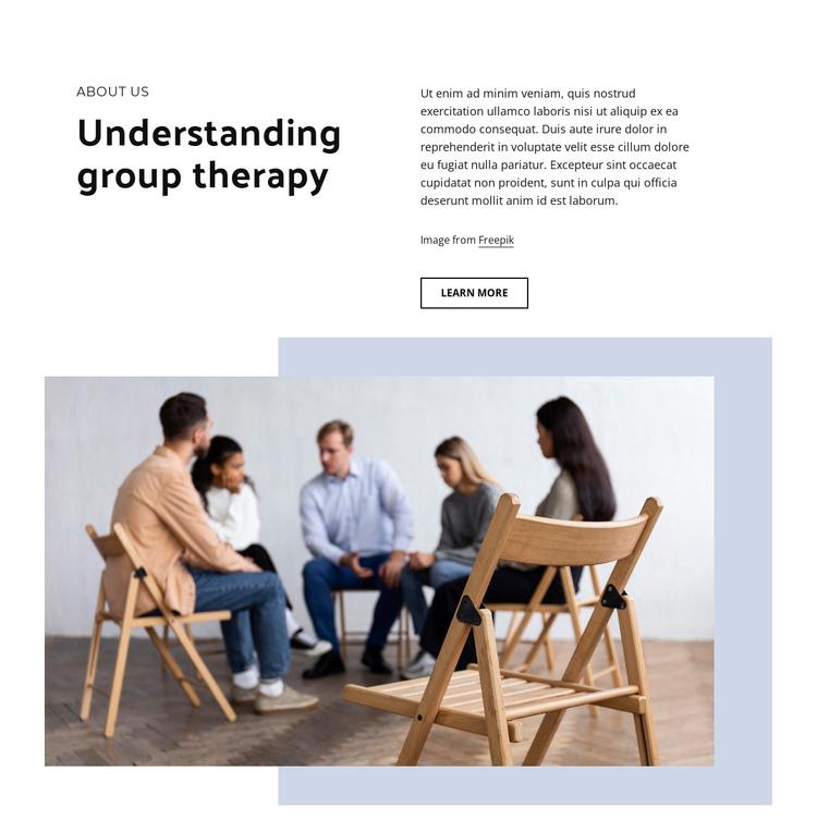 Helping clients communication skills Website Builder Software