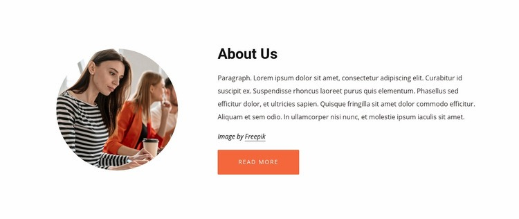 About our consulting company Web Page Design