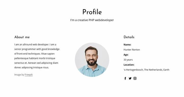 Web developer job profile Wysiwyg Editor Html