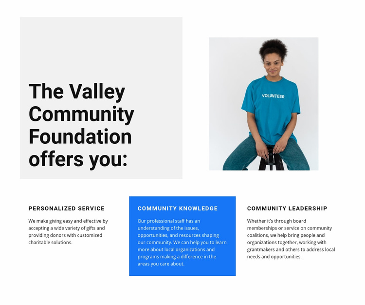 Charity from the heart Website Template
