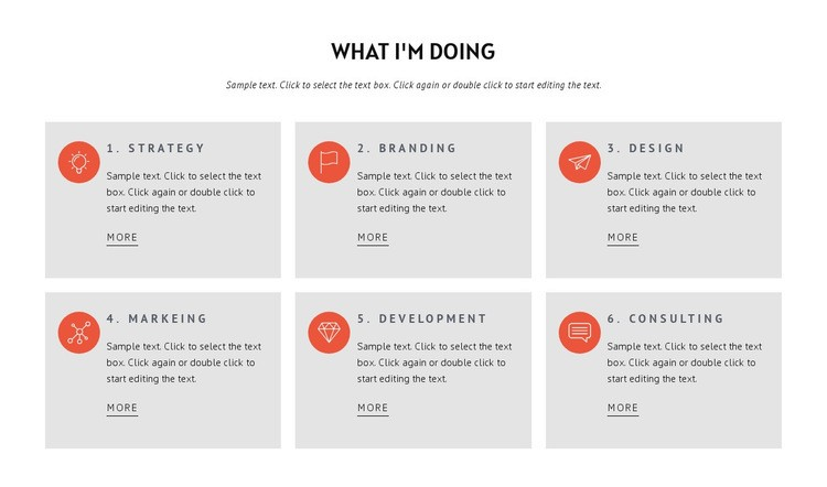 What we doing Web Page Design