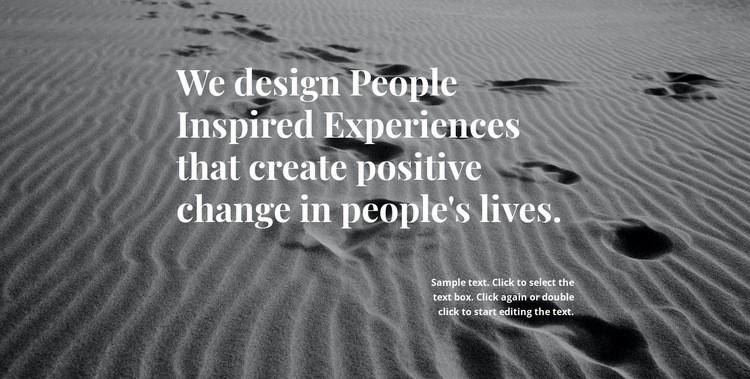 Inspiration for Better Design Web Page Designer