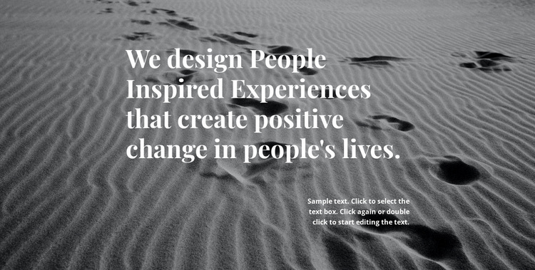 Inspiration for Better Design Website Design