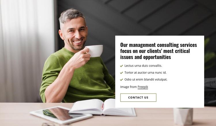 Results and partnerships Website Builder Software