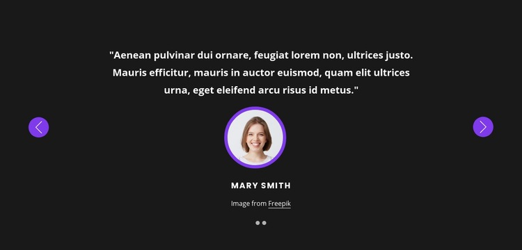 What users say about us Web Page Design