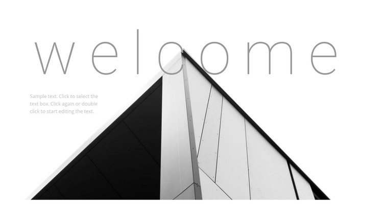 Welcome to the studio Web Page Design