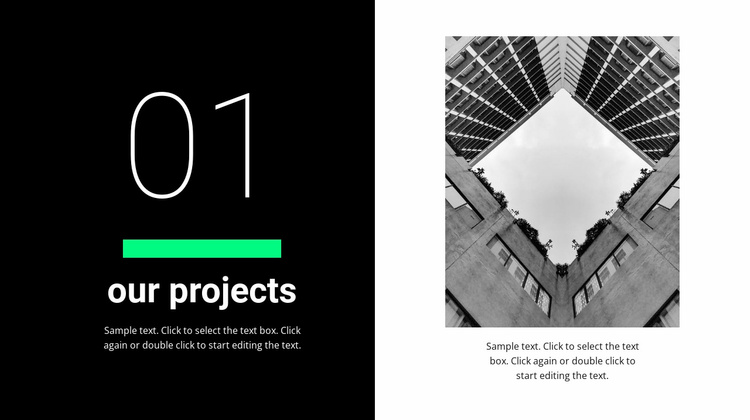 It's our projects Website Template